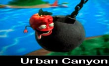 "Apple Jacks- ""Urban Canyon"""