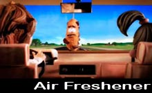"Chips Ahoy- ""Airfreshner"""
